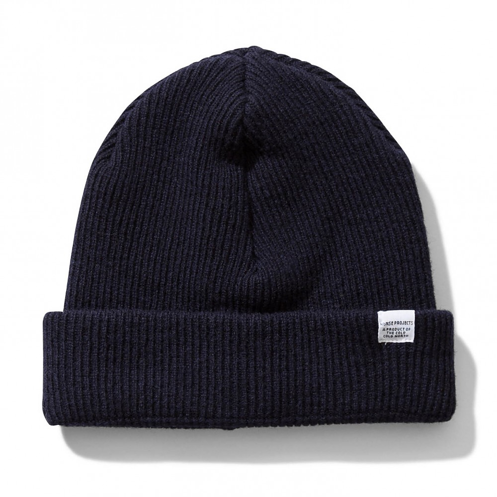 photo: Norse Projects Lambswool Beanie winter hat