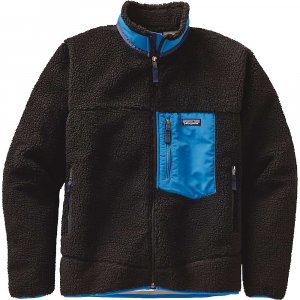 photo: Patagonia Classic Retro-X Jacket fleece jacket