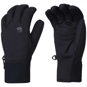 photo: Mountain Hardwear Men's Power Stretch Glove fleece glove/mitten