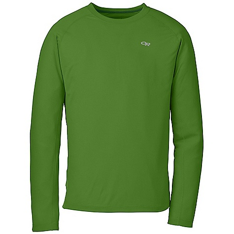 photo: Outdoor Research Echo Sentinel L/S Crew long sleeve performance top