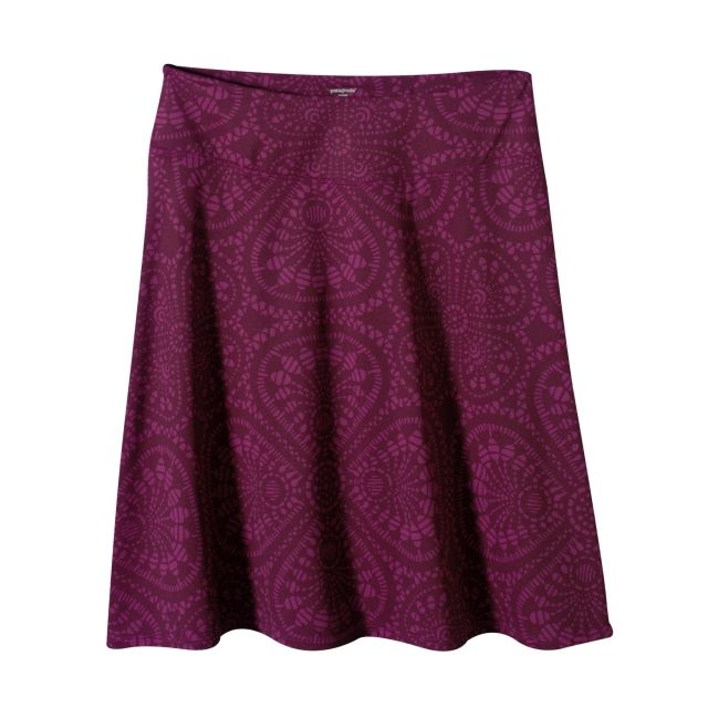 Patagonia Morning Glory Skirt