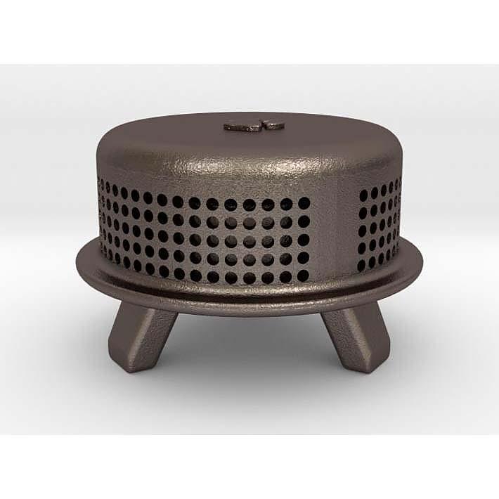 photo: BernieDawg DragonTamer 3 stove accessory