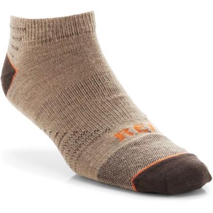 REI Merino Wool Ultralight Low Hiker Socks