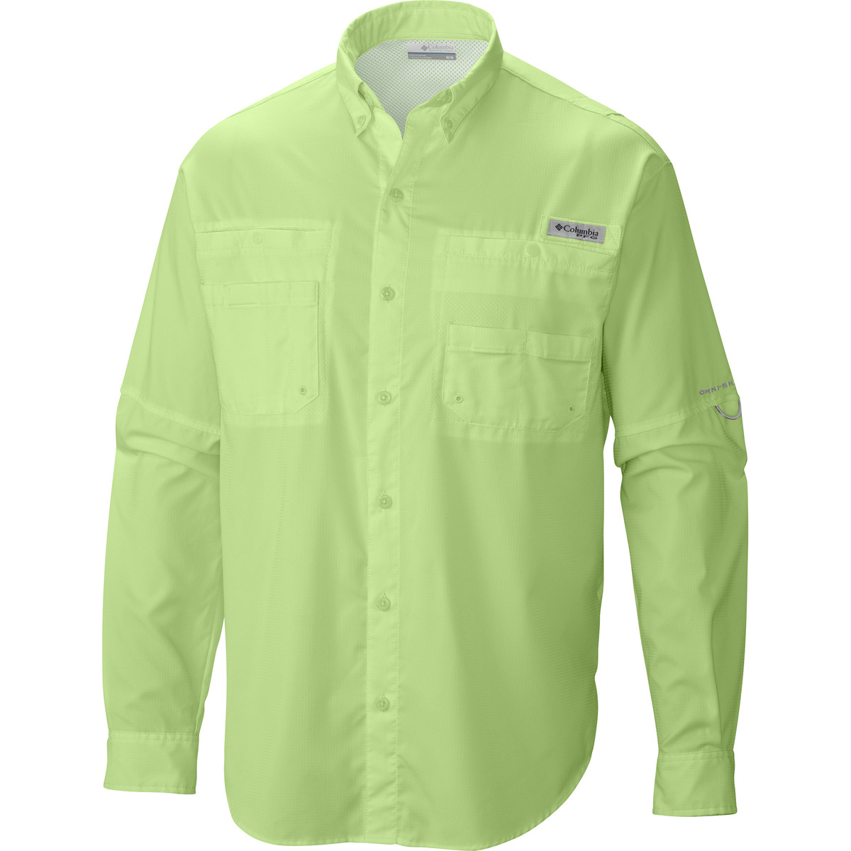 photo: Columbia Men's Tamiami II Long Sleeve Shirt hiking shirt