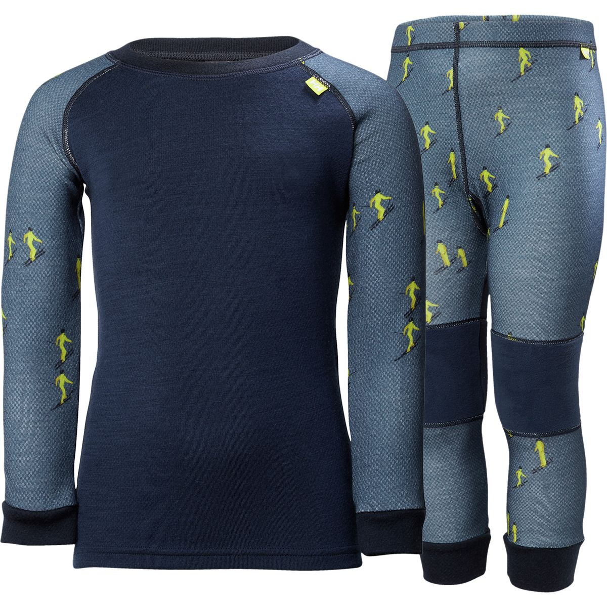 photo: Helly Hansen HH Lifa Merino Set base layer top