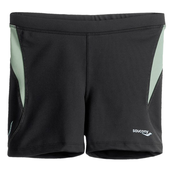 photo: Saucony Ignite Tight Running Short active short