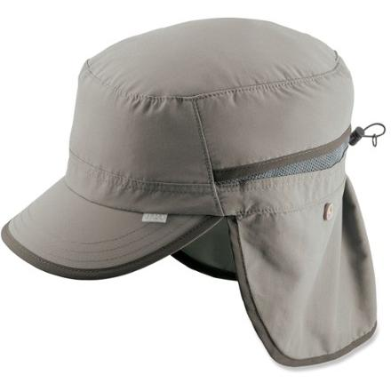 photo: REI Sahara Cadet Cape Hat sun hat