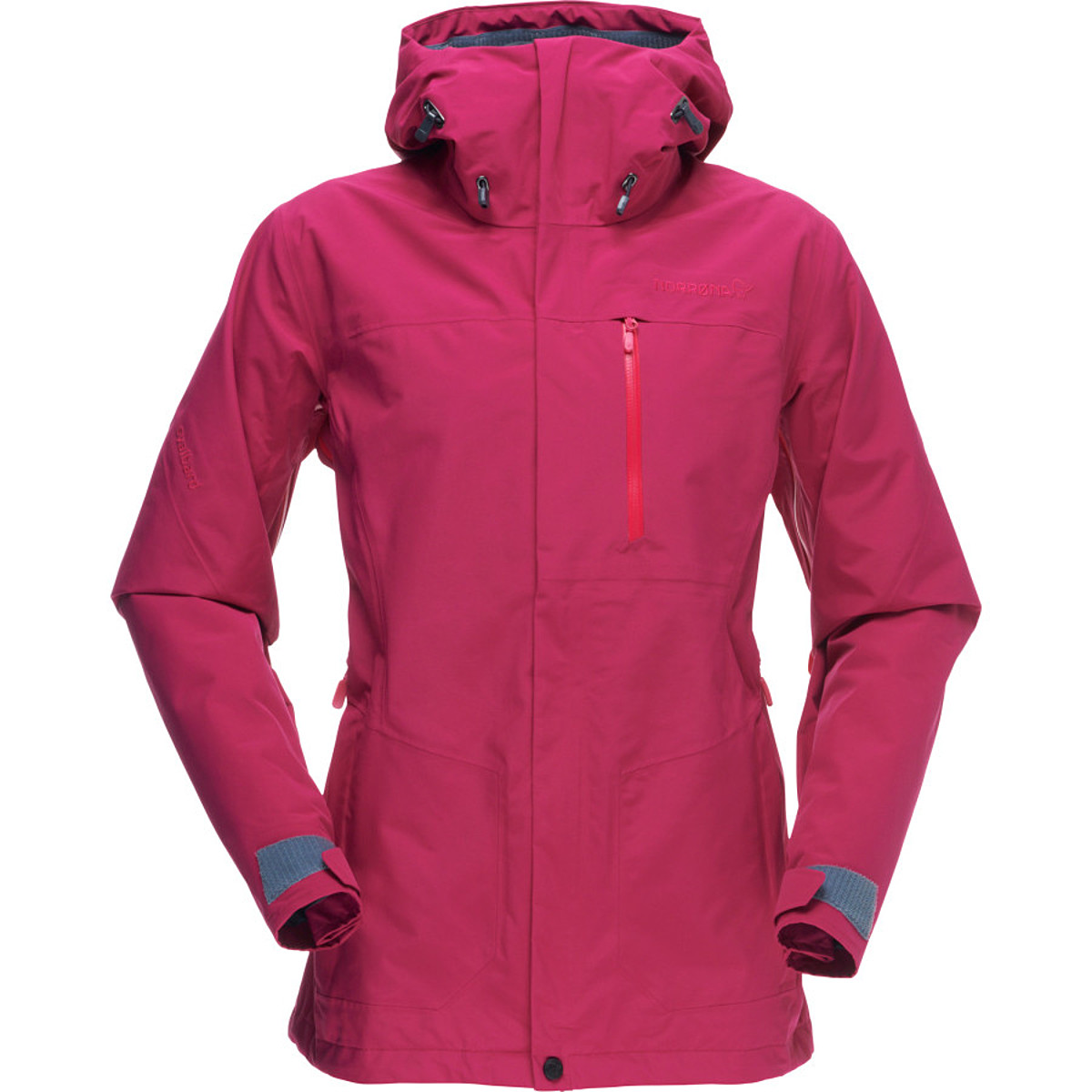 photo: Norrona Women's Svalbard Gore-Tex Jacket waterproof jacket
