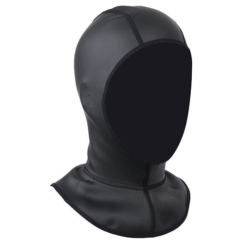 photo: NRS Mystery Storm Hood paddling apparel