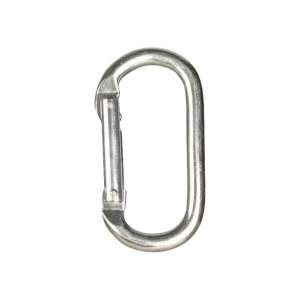 Liberty Mountain Classic Steel Oval Screw Gate