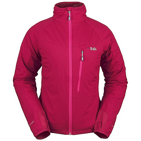 photo: Rab Women's Vapour-Rise Lite Jacket soft shell jacket