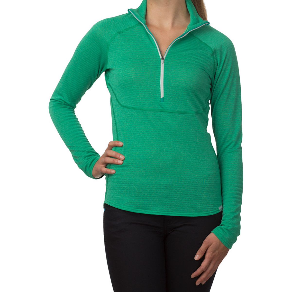 photo: Patagonia Women's Capilene 4 Expedition Weight Zip-Neck base layer top