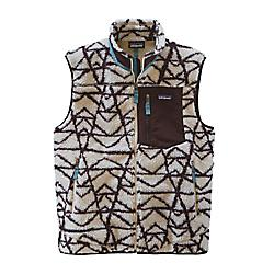 photo: Patagonia Men's Classic Retro-X Vest fleece vest