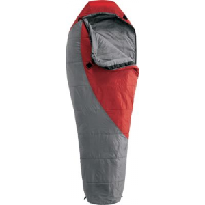photo: Cabela's Getaway 45F Mummy Sleeping Bag warm weather synthetic sleeping bag