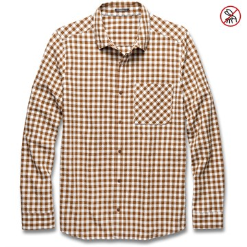 photo: Toad&Co Debug UPF Lightness Shirt hiking shirt