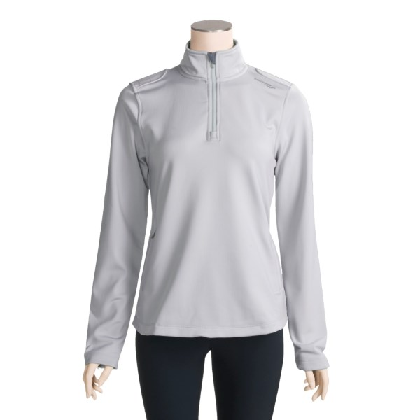 photo: Saucony Women's Arctic LX Sportop long sleeve performance top