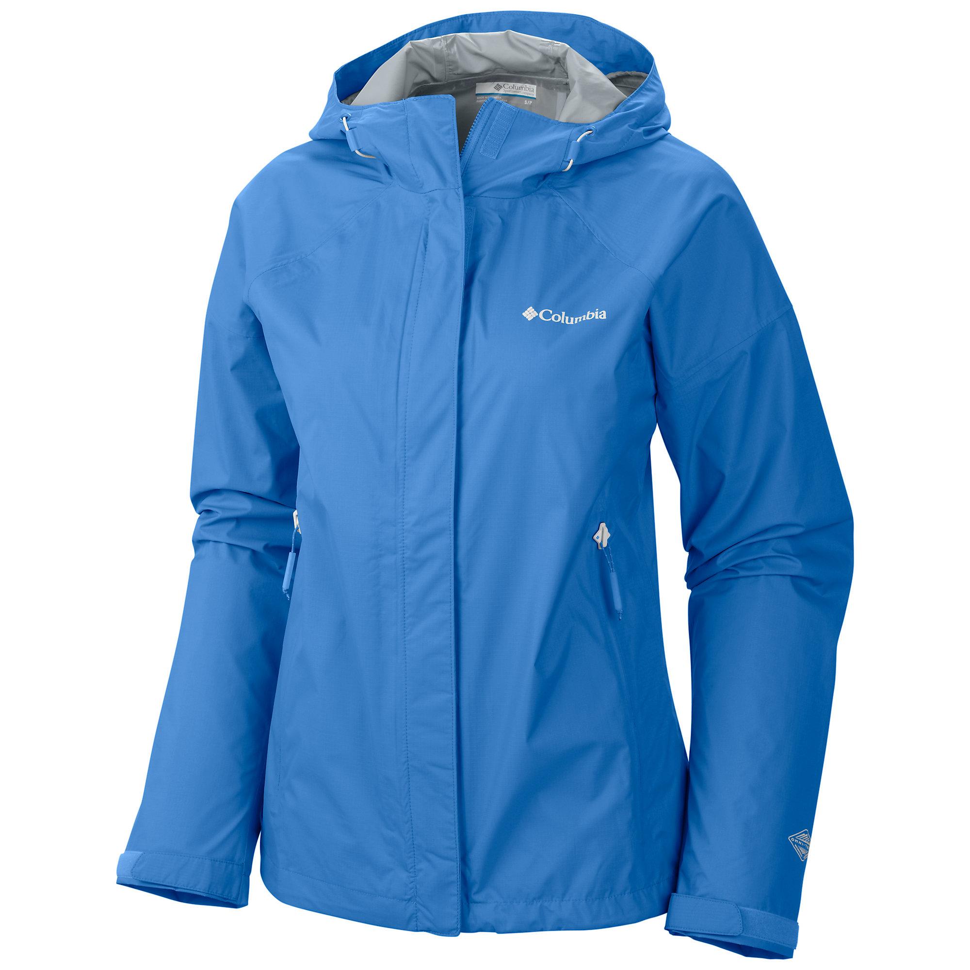 Columbia Sleeker Rain Jacket