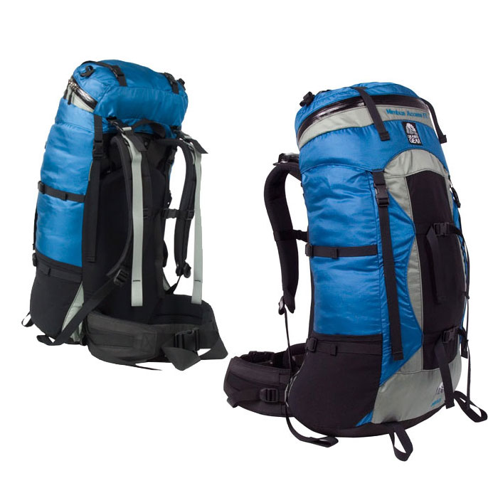 photo: Granite Gear Nimbus Access FZ 3800 weekend pack (3,000 - 4,499 cu in)