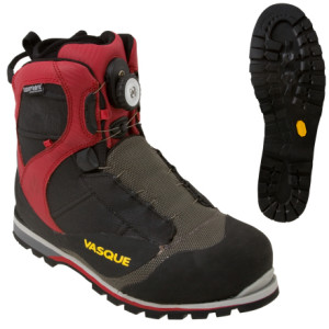 photo: Vasque Radiator mountaineering boot