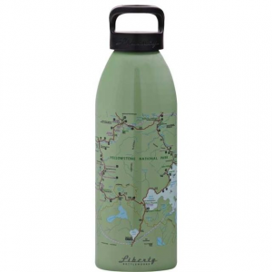 photo: Liquid Solution Yellowstone Water Bottle - 32oz water bottle