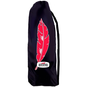 Redfeather Snowshoe Tote Bag