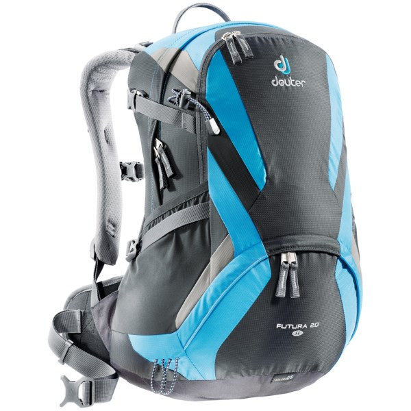 photo: Deuter Futura 20 SL daypack (under 2,000 cu in)