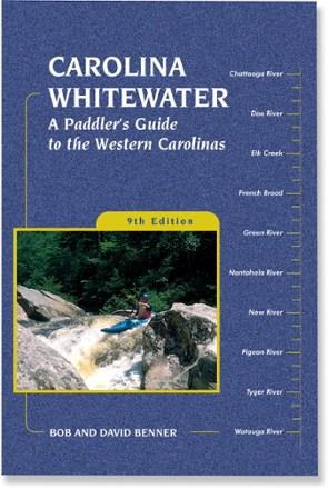 Menasha Ridge Press Carolina Whitewater