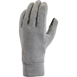 photo: Black Diamond LightWeight WoolTech Gloves fleece glove/mitten