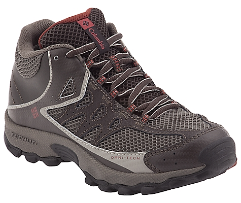 photo: Columbia Switchback Mid Omni-Tech Plus trail shoe