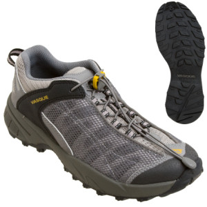 photo: Vasque Boys' Velocity 2 trail shoe