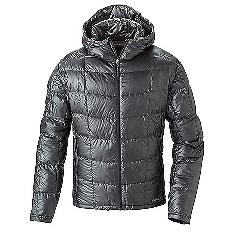 photo: MontBell Men's U.L. Down Parka down insulated jacket