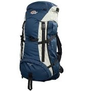 photo: Lowe Alpine Beartooth 45 overnight pack (35-49l)