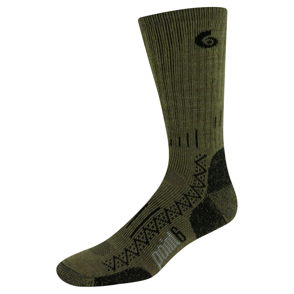photo: Point6 Hiking Tech Medium Crew hiking/backpacking sock
