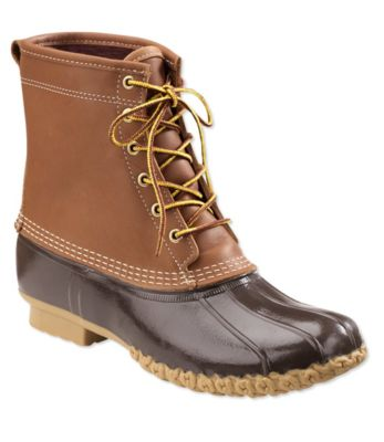 "L.L.Bean Bean Boots, 8"" Gore-Tex/Thinsulate"