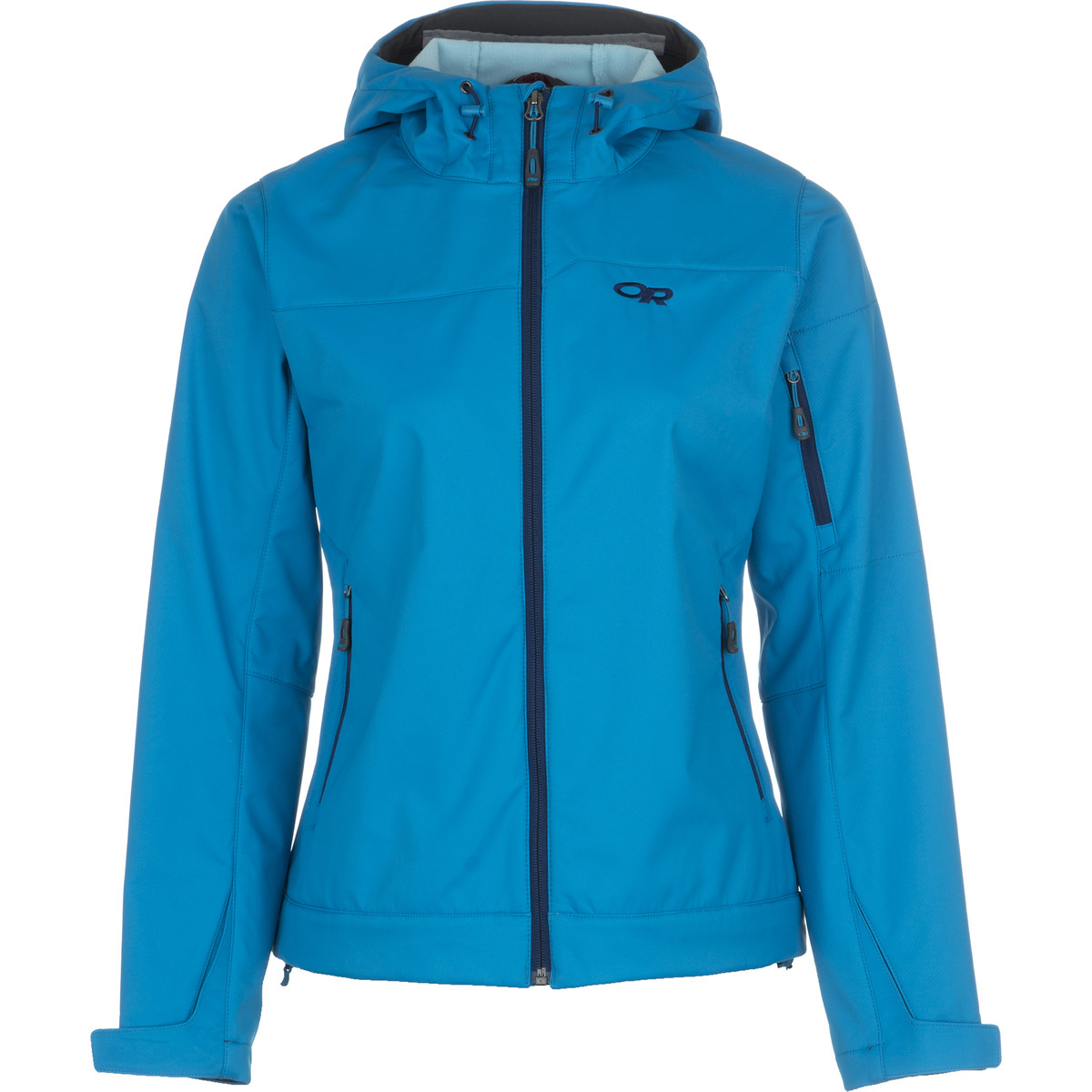 photo: Outdoor Research Women's Transfer Jacket soft shell jacket