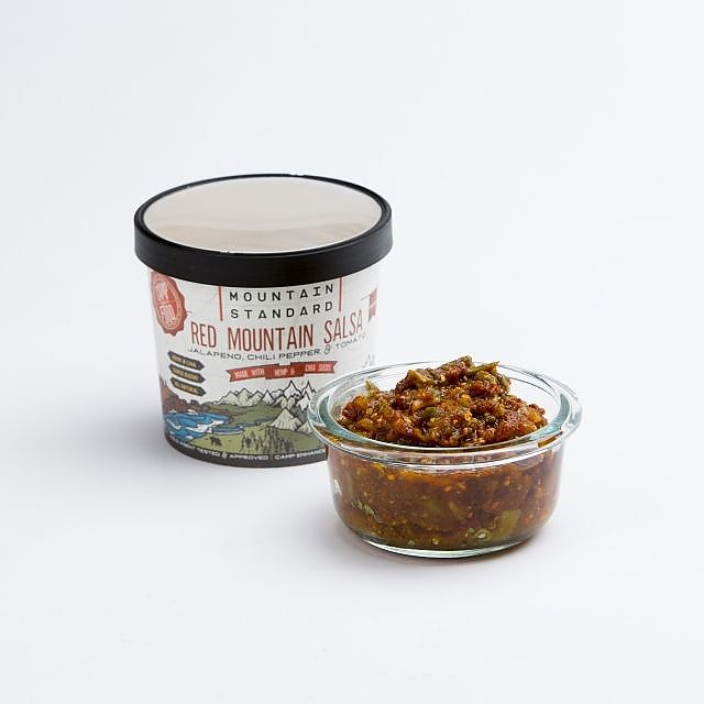 photo: Backpacker's Pantry Mountain Standard Red Mountain Salsa snack/side dish