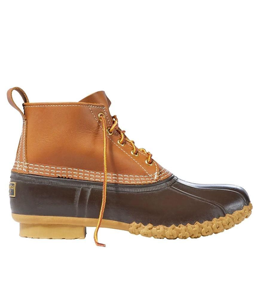 "photo: L.L.Bean Bean Boots, 6"" winter boot"