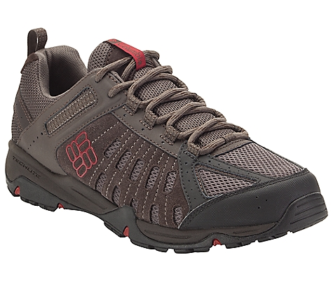 photo: Columbia Granite Pass trail running shoe