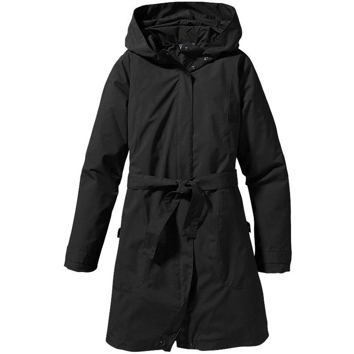 photo: Patagonia Arborist Trench Coat waterproof jacket