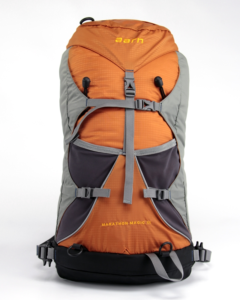 photo of a Aarn daypack (under 2,000 cu in)