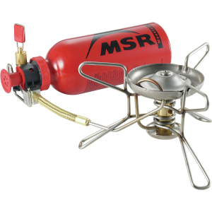 photo: MSR WhisperLite liquid fuel stove