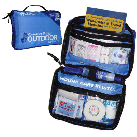 Adventure Medical Kits Outdoor Medical Kit - Women's Edition