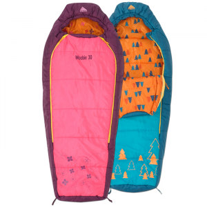 photo: Kelty Woobie Sleeping Bag 3-season synthetic sleeping bag