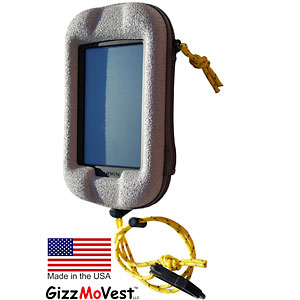 photo: GizzMoVest EVA Case waterproof hard case