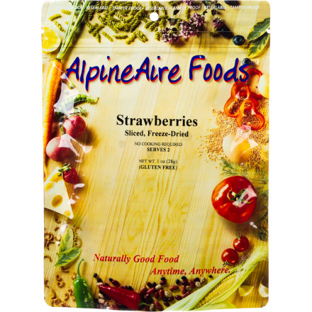 AlpineAire Foods Organic Strawberries