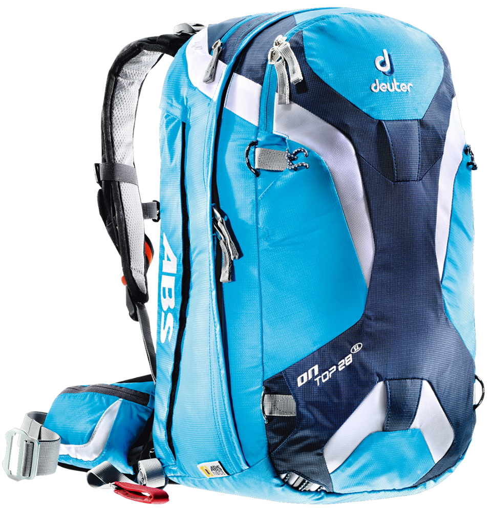 photo: Deuter Ontop ABS 28 SL Avalanche Airbag Pack avalanche airbag pack