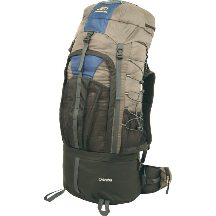 photo: ALPS Mountaineering Orizaba 4500 expedition pack (4,500+ cu in)