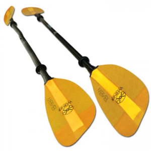 photo: Werner Shuna kayak paddle