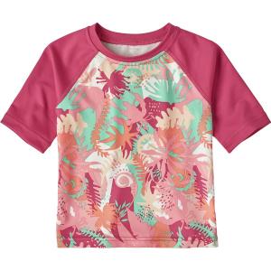photo: Patagonia Baby Capilene Silkweight T-Shirt short sleeve performance top