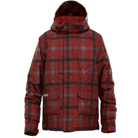 photo: Burton Bit-O-Heaven Jacket snowsport jacket